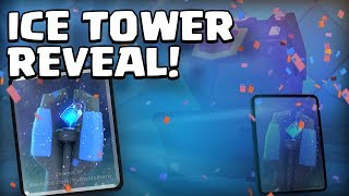 Clash Royale: Ice Tower! (Concept Card) | Trailer