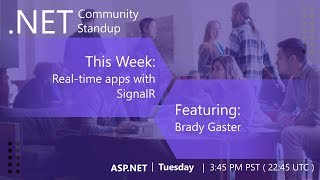 ASP.NET Community Standup - March 26th, 2019