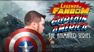 Legends of Fandom | Captain America The Animated Series
