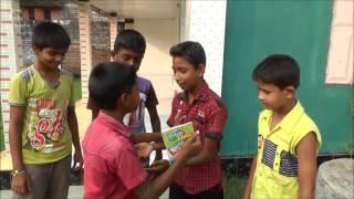 Children Christian Bangla Natok/Drama/Skit ভয় করিও না By Rocky Talukder