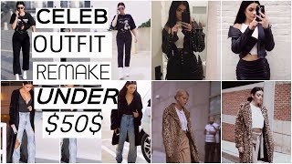 ICONIC CELEBRITY LOOKS FOR WAY LESS  | Kendall, Kylie Jenner , Kim K, & Sofia!