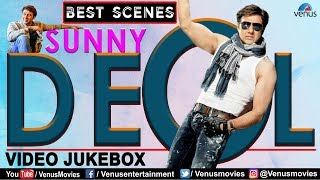 Best Scenes Sunny Deol | Hindi Movies 2019 | Best Bollywood Movie Scenes