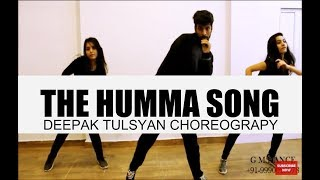 Humma Humma Dance Performance | Full Video | Deepak Tulsyan Choreography | Bollywood Jazz