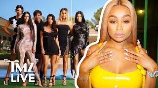 Blac Chyna  The Kardashian's Want To Destroy Me | TMZ Live