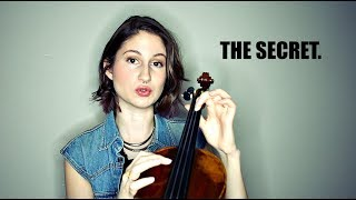 How To Do Vibrato On The Violin