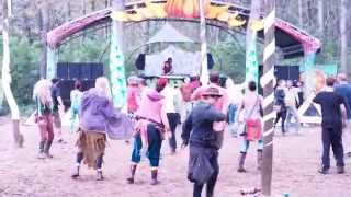 Wicked Forest festival 2014 MarkPanic B2B Mica