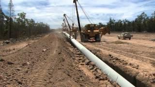 Australia Pacific LNG - A World Class Pipeline