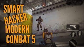 Modern Combat 5: HACK! (Report) // BROKEN GAME // FLY HACKS