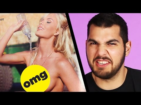 Men Read Playboy For The First Time