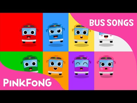 Xxx Mp4 Color Bus Bus Songs Car Songs Pinkfong Songs For Children 3gp Sex