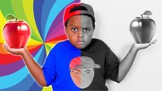 Shiloh LOSES COLOR! - Shiloh and Shasha - Onyx Kids