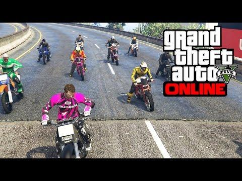 GTA V ONLINE [249]: Stunts cu Nimor și Cata!