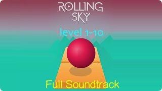 Rolling sky 1-10 FULL Soundtracks (downlod link) level 10 in Description