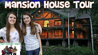 VACATION MANSION TOUR / That YouTub3 Family