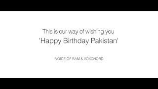 Indians sing Pakistani National Anthem
