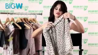 Selena Gomez talks about Dream Out Loud