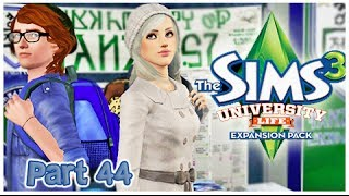 Let's Play: The Sims 3 University {Part 44} Darts and Juice.
