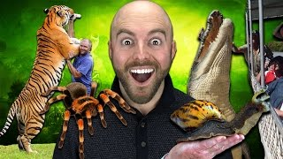 10 Abnormally Large Animals That ACTUALLY EXIST!