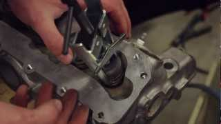 How To Grind/Seat Valves and Replace Seals
