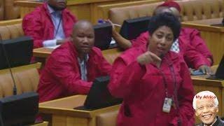Speak English Like A African. EFF