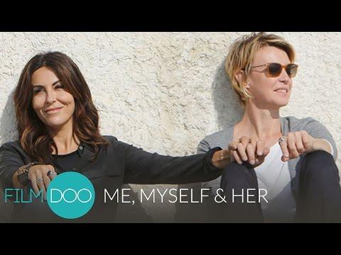 Xxx Mp4 ME MYSELF HER Lesbian Romantic Comedy From Italy FilmDoo 3gp Sex