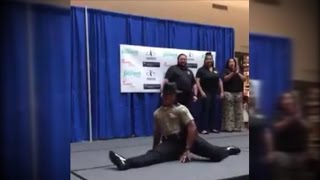 Watch This Dancing Deputy Bust A Move To Beyonce's 'Formation'