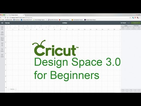 Cricut Design Space for Beginners