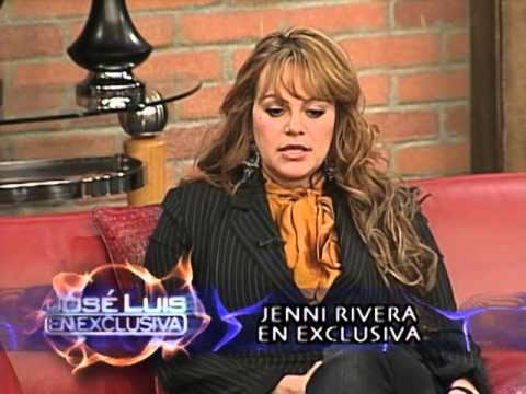 Jose Luis Sin Censura Jenni Rivera En Exclusiva