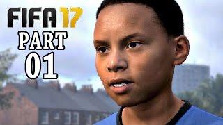 FIFA 17 The Journey Gameplay Deutsch Part 1 - Der Weg zum Profi - Let's Play FIFA 17 German