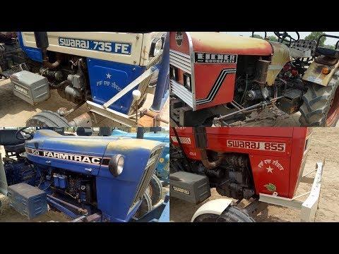 Xxx Mp4 Tractor Mela SWARAJ 735 FE FARMTRAC 50 EICHER SWARAJ 855 249 3gp Sex
