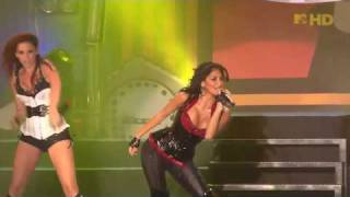 Pussycat Dolls Live @ MTV World Stage - Part 1 (HD)