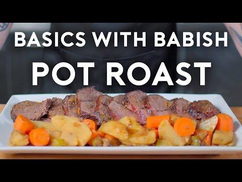 Pot Roast Basics with Babish