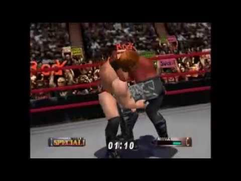 Wrestlemania 2000 N64 All Finishers Part 2 (superstars 3 & 4)