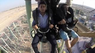 Roller Coaster Dream Park قطر الموت دريم بارك