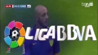 ملخص مباراة ريال مدريد وملقا 0 00