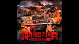 Raubtier - Bärsärkagång (Lyrics ENG/SWE)