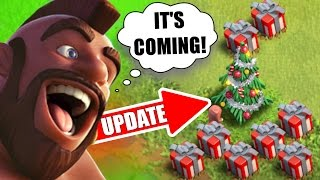 Clash Of Clans - NEW UPDATE NEWS! RELEASE DATE CONFIRMED! - FINALLY MAX LEVEL!