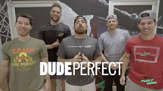 Just Announced! Dude Perfect is going on tour! Sign Up for Pre-Sale Now!
