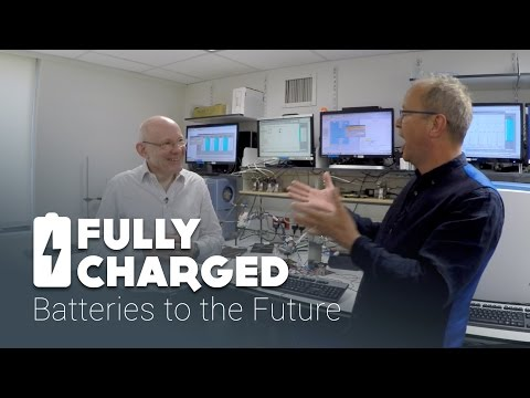 Batteries to the Future Fully Charged