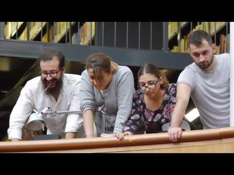 University of Florence Rossini Flash Mob