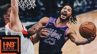 Minnesota Timberwolves vs Portland Trail Blazers Full Game Highlights | 11.16.2018, NBA Season