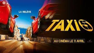 taxi 5 la relève  critique