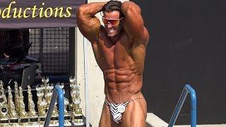 Calum Von Moger Bodybuilding Routine in 4K