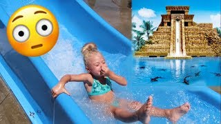 SURPRISING OUR 4 YEAR OLD WITH TRIP TO THE WORLD