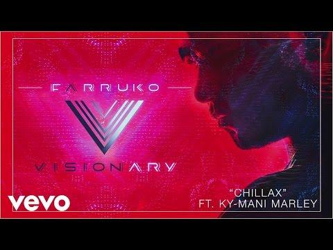 Farruko Chillax ft. Ky Mani Marley Cover Audio