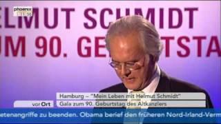 Schmidt über Schmidt zum 90sten