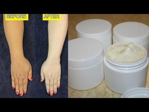 Skin Whitening Night Cream (गोरी त्वचा पाने कि चमत्कारी उपाय) - Get Glowing Skin