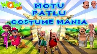Motu Patlu Costume Mania - Compilation Part 1