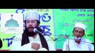 Bangla waz 2016 Tarek Monowar Full wazবর্তমান সময়উপযোগী ওয়াজ