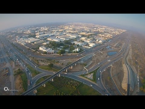 Sohar Industrial Estate